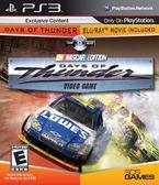 PS3 Days of Thunder (Game & Movie) 霹靂男兒(遊戲&影片)(美版代購)