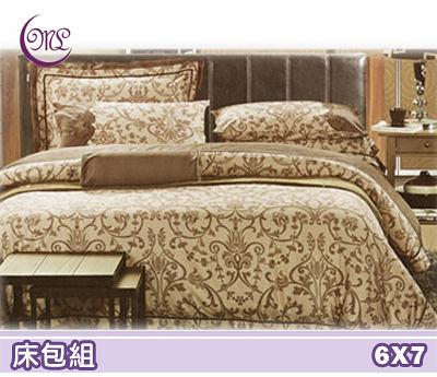 【Jenny Silk名床】都邑人文.80支100%精梳棉.特大雙人床包組.全程臺灣製造