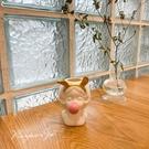 北歐裝飾花擺件花瓶家用客廳泡泡女孩插花創意擺設 印象家品旗艦店