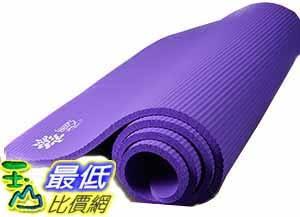 [大陸直寄] 奧義 加寬 80CM 瑜伽墊 加長健身墊 初學者 無味防滑運動 加厚 10mm 瑜珈墊