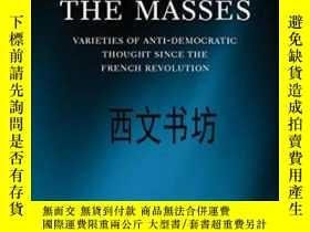 二手書博民逛書店【罕見】2001年 Against The Masses: Va