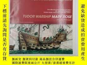 二手書博民逛書店Tudor罕見Warship Mary Rose (Anatom