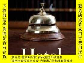 二手書博民逛書店hotel罕見an american historyY173412