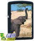 [美國直購] Zippo B00IN3CRG6 Animal Lighters Black Matte Elephant 打火機