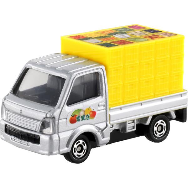 TOMICA 多美小汽車 NO.089 鈴木蔬果貨車 SUZUKI CARRY 《TAKARA TOMY》
