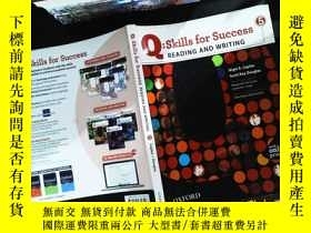 二手書博民逛書店Q罕見Skills for Success: Reading and Writing 5Y167411 Nig