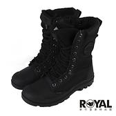 Palladium Pampa Tactical 黑色 尼龍 防潑水 輕量 軍靴 男女款 NO.B1850【新竹皇家72604-033】