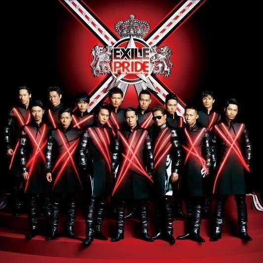 放浪兄弟 放浪榮耀 因為如此深愛這世界 CD附DVD EXILE  (購潮8)