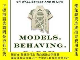 二手書博民逛書店罕見Models.behaving.badly.Y256260 Emanuel Derman Free Pre