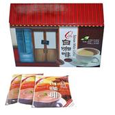 三合一白咖啡禮盒 (20公克 x 50包 / 手提禮盒 )
