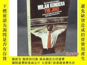 二手書博民逛書店The罕見Joke (by Milan Kundera)Y153