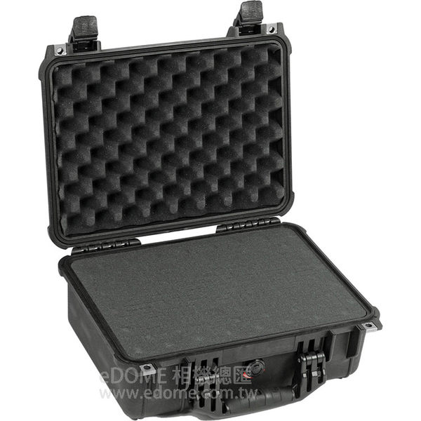 PELICAN 派力肯 (塘鵝) 1450 黑色 附泡綿 防水氣密箱 (6期0利率 免運 正成/環球公司貨) 防震 防塵