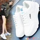 運動鞋運動鞋女鞋子2021年春夏季透氣新款ins百搭跑步鞋爆款休閒小白鞋 愛丫 新品