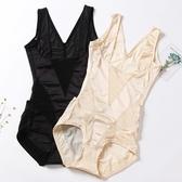 2條裝大碼產后連體塑身衣提臀束縛塑形收腹衣束身衣美體內衣女薄