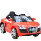 R8兒童電動車四輪童車可坐寶寶玩具車可遙控電動汽車YS 【中秋搶先購】