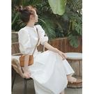 宮廷風泡泡袖洋裝連身裙【38-16-8053131206-20】ibella 艾貝拉