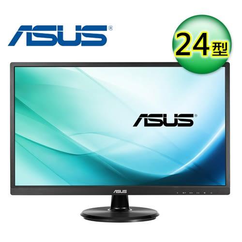 ASUS 華碩 VA249NA 24型 VA護眼寬螢幕【全品牌送外出野餐杯】