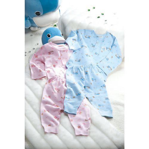 【奇買親子購物網】酷咕鴨 KU.KU. 浪漫滿屋秋冬半開套裝 1-3A (藍色/粉色)無外袋包裝