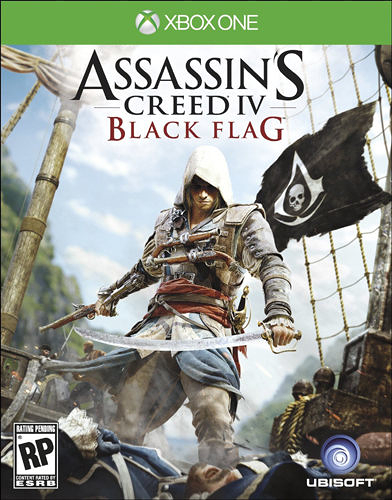 X1 Assassin s Creed IV Black Flag 刺客教條 4:黑旗(美版代購)