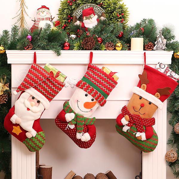 聖誕禮品29  聖誕樹裝飾品 禮品派對 裝飾 聖誕襪 禮物袋