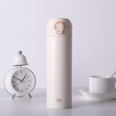男女士316不銹鋼水杯子學生韓版文藝清新簡約便攜茶杯