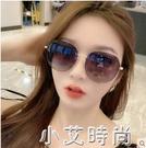 2021年新款太陽鏡女潮防紫外線大臉顯瘦2020偏光墨鏡近視度數眼鏡 小艾新品