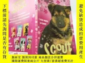 二手書博民逛書店Scout罕見Puppy Place : 小偵 查軍Y200392