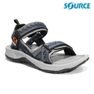 SOURCE 男 Gobi Comfort 健走型運動涼鞋 102091VB【藍色】/ 城市綠洲(織帶 輕量 快乾 抑菌)