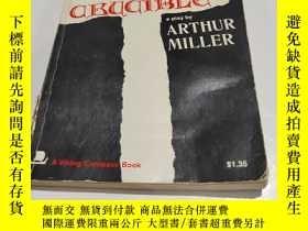 二手書博民逛書店THE罕見CRUCIBLE BY ARTHUR MILLERY9212