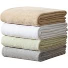 浴巾家用成人男女比純棉全棉吸水速幹不掉毛超大嬰兒裹巾可穿毛巾 怦然心動