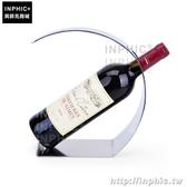 INPHIC-不鏽鋼紅酒架加厚歐式葡萄酒架紅酒酒架吧台月亮神酒具_fchM