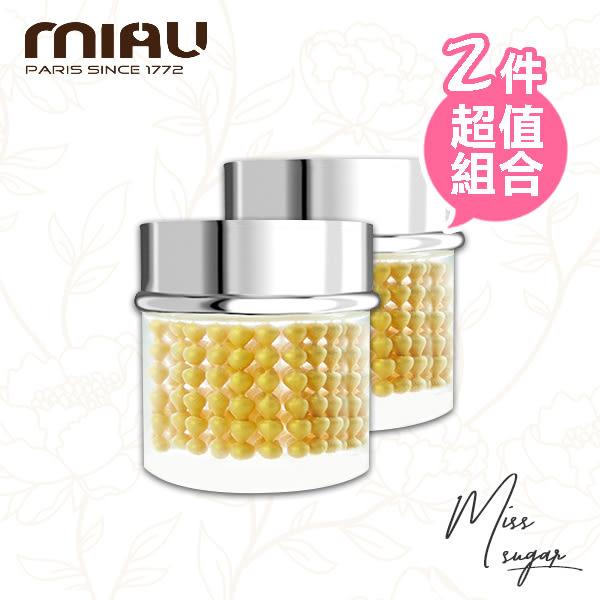 【Miss Sugar】MIAU 黃金魚子凍齡霜 50g X 2入