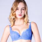 思薇爾-花靈美姬系列B-F罩蕾絲包覆內衣...
