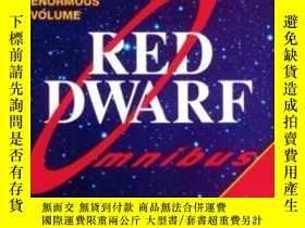 二手書博民逛書店Red罕見Dwarf OmnibusY364682 Grant Naylor Penguin 出版1992
