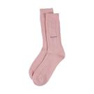 [Outd'r Show] 美麗諾保暖羊毛襪 粉紅 (14B41-1H)