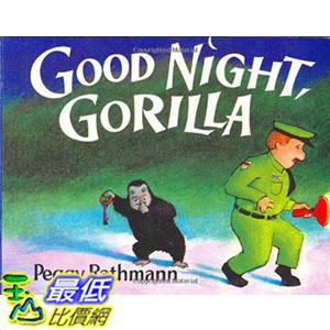 [ 美國直購 2016 暢銷書] Good Night, Gorilla Board book