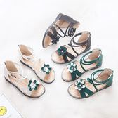 新款韓版夏季時尚公主鞋軟底羅馬鞋 sxx1350 【衣好月圓】