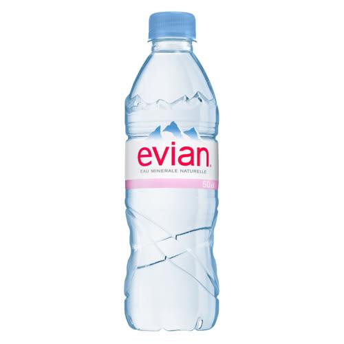 Evian愛維養天然礦泉水500ml【愛買】