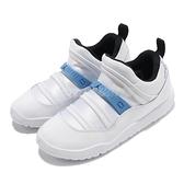 Nike 童鞋 Jordan 11 Retro Little Flex PS 白 藍 喬丹 中童 【ACS】 BQ7101-114