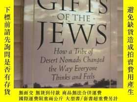 二手書博民逛書店The罕見Gifts Of The Jews: How A Tr