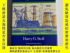 二手書博民逛書店Least-Cost罕見Electric Utility PlanningY201150 Harry G.St