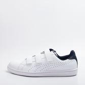 PUMA  Smash Velcro 黏扣 經典 復古休閒鞋-白 363723-01
