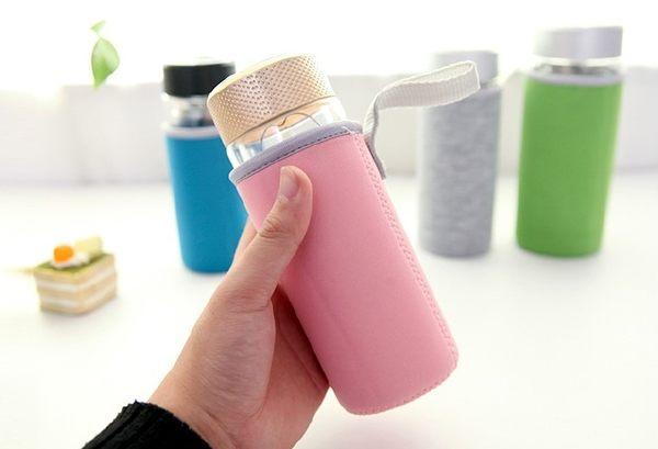 【杯套迷你號】玻璃杯隔熱套茶杯水杯杯子保溫袋水壺保溫杯保護套