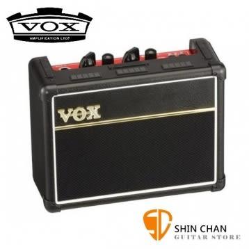 VOX AC2 Rhythm Bass 2瓦 貝斯小音箱(可裝電池)附破音效果/內建爵士鼓節奏(81種