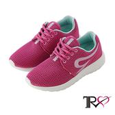 【TRS】韓國TRS空氣增高鞋內增高7公分休閒鞋-葡萄紫(7100-0024)