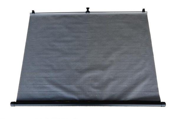 通用型 汽車 後檔專用 銀纖維網後擋遮陽捲簾 隱密性高 遮陽簾 遮陽 隔熱 效果好 抗UV 100cm