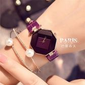 手錶  簡約個性休閒手錶 巴黎春天