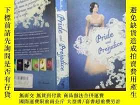 二手書博民逛書店Pride罕見and Prejudice (《傲慢與偏見》英文原