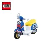 【正版授權】TOMICA 唐老鴨 亞洲限定版 摩托車 Donald Duck Disney Motors 多美小汽車 - 108016