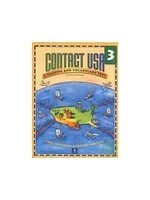 二手書博民逛書店 《Contact USA: A Reading and Vocabulary Textbook》 R2Y ISBN:0135187540│Abraham.Mackey